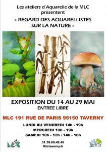 affiche aquarelle2019
