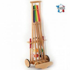 jeu-de-croquet-chariot-adulte-4-joueurs-foulon
