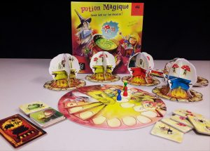 potion magique photo