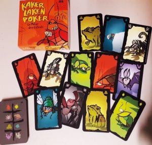 Kaken Laken Poker