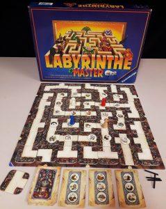 labyrinthe master regles